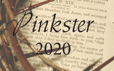 Pinksterreeks 2020