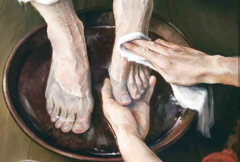 """Who cleans God's shoes?"" (with Afrikaans audio)"