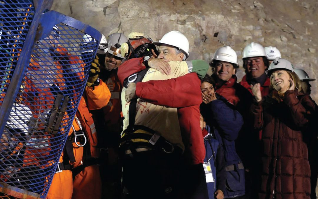 The Chilean Miners (with Afrikaans audio)